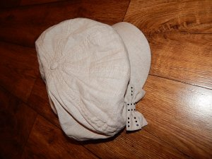 Esprit Fabric Hat cream