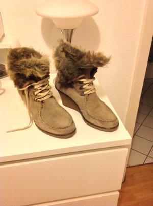 Süße Fell Schuhe Gr. 41