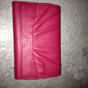 Süsse Geldbörse in Pink Rot