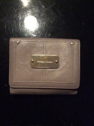 See by Chloé Wallet rose-gold-coloured leather