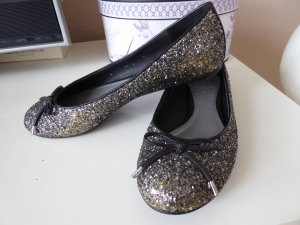 esprit collection Ballerinas silver-colored-black