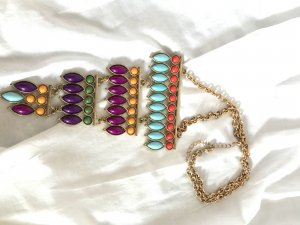 Gold Chain multicolored