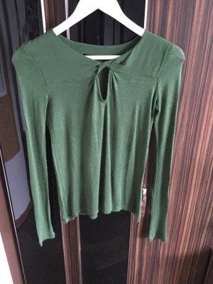 Süße grünes Sweatshirt von Mango