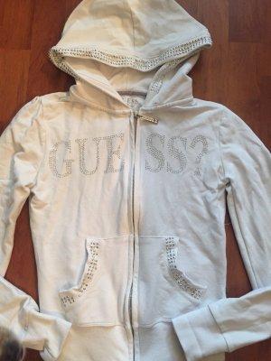 Süße Guess  Jacke mit Glitzer Steinchen Gr S
