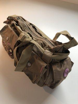 Süße Handtasche von Roxy, Khaki