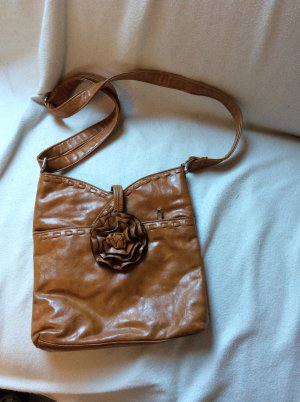 Crossbody bag brown