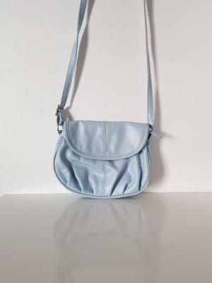 Crossbody bag pale blue-light blue