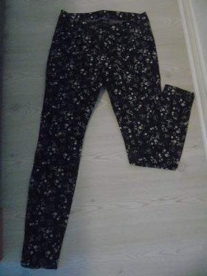 C&A Drainpipe Trousers black