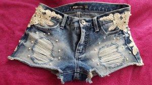 Süße Hotpants mit Hippie Faktor