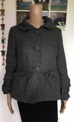 Only Short Jacket anthracite