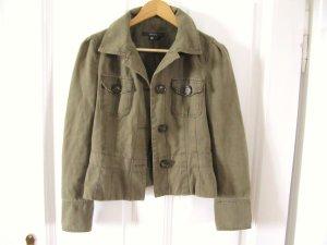 Süße Jacke von ZARA im coolen Vintage-Look