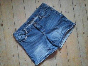 süsse Jeans Shorts mittelblau Gr 40/42