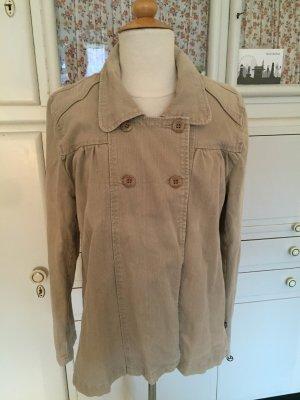süße Jeansjacke von Usha, weit geschnitten, elastisch, Gr.38, neuwertig!