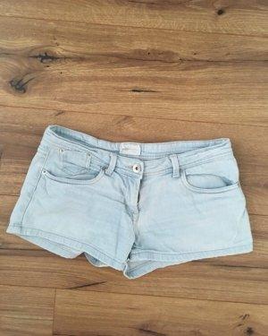 C&A Pantaloncino di jeans azzurro