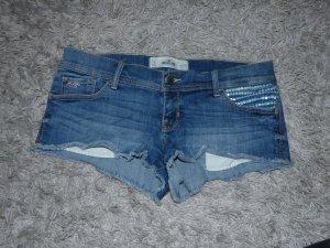 Süße Jeansshorts von Hollister