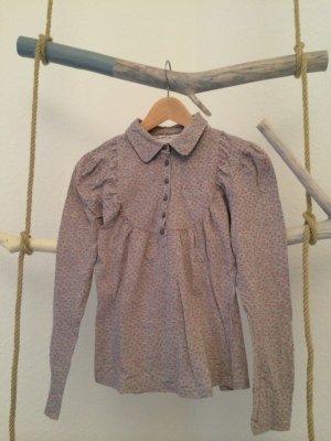 Süße Jersey Bluse mit Herzchenmuster von ONLY - Größe 38