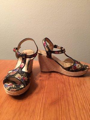 Süße Keil Sandaletten Gr. 37
