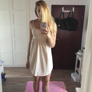 Süße Kleid strandkleid von H&M neu beige nude