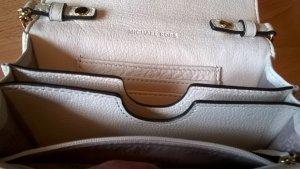 Süße kleine praktische Handtasche Beige >Michael Kors> 17x12cm