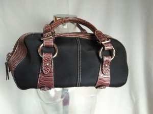Mexx Carry Bag multicolored imitation leather