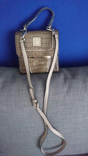 Guess Bolsa de hombro taupe-marrón grisáceo