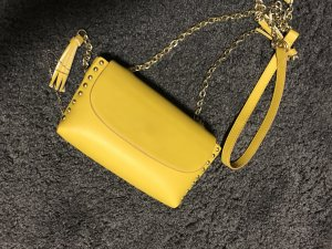 Zara Shoulder Bag yellow