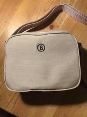 Bogner Mini Bag beige synthetic fibre
