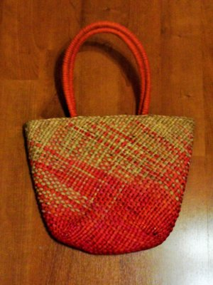 Carry Bag pink-nude
