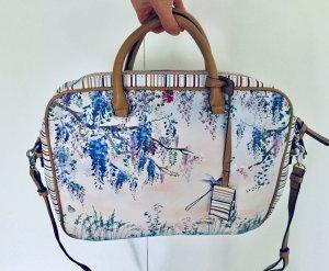 Süße Lap-Top-Tasche mit Blumenmuster