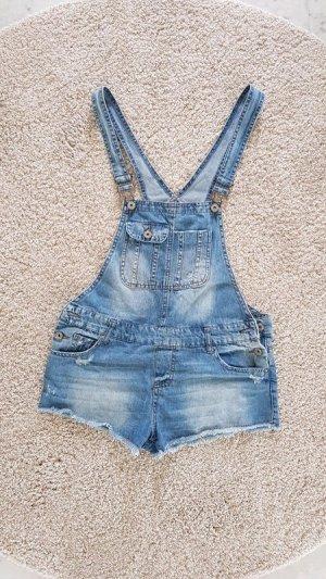 Denim Co. Jeans met bovenstuk lichtblauw