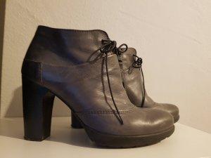 Mjus Low boot gris-gris foncé