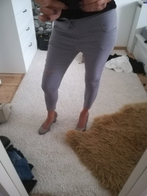 Leggings gris claro