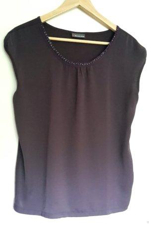 Süße lilafarbene Bluse T-Shirt
