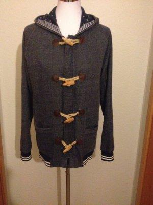 Süße maritime Sweatshirt Jacke mit Kapuze, Größe M