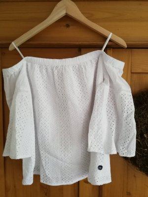 Süße Off-Shoulder Bluse von Abercrombie - Neu mit Etikett