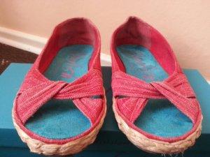 süße offene Schuhe- neuwertig