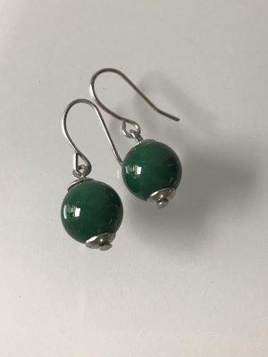 Süße Ohrringe in grün