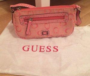 *Süße Partytasche von Guess mit Staubbeutel*