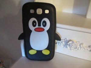 Süße Pinguinhülle für das Samsung Galaxy S3