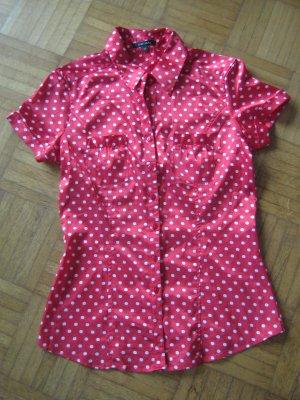 Süße Polka dots Bluse