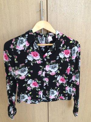 süße, romantische Bluse von H&M