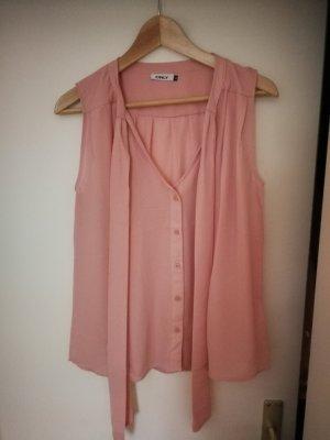 Süße rosa Bluse von Only
