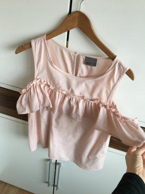 Süße rosa sommerbluse Vero Moda