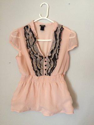 Süße rosane Bluse :)