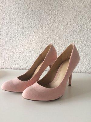 Süße rosane Pumps von Zara
