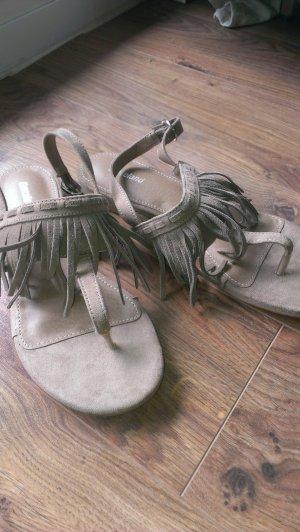 Süße Sandalen im Hippiestyle neu!!!