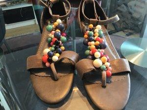 Süße Sandalen Leder in 39