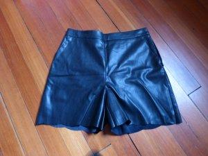 Süsse Shorts aus Lederimitat von Promod