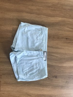 Abercrombie & Fitch Short Trousers baby blue