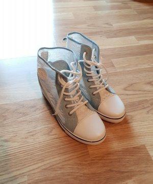 Heel Sneakers azure